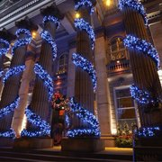 photo of we hang christmas lights san antonio tx united states