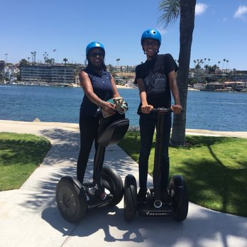 Photo Of Segway Orange County Newport Beach Ca United States My Son