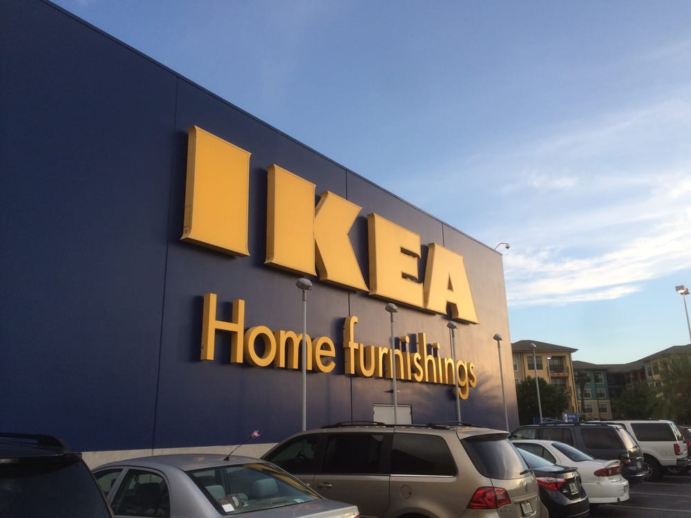 Family parking yelp for Ikea heures d orlando