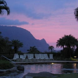 Photo Of Bali Hai Restaurant Princeville Hi United States View From The