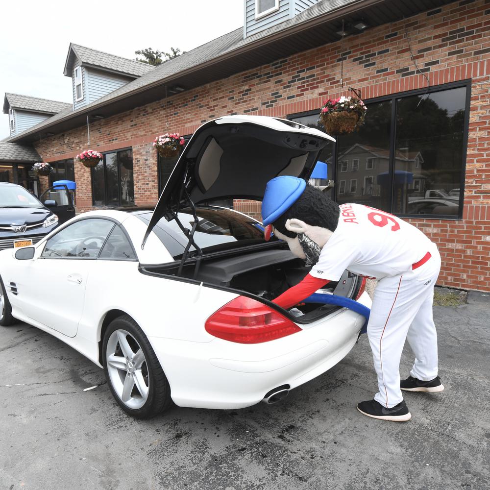 K & S Car Wash: 108 North St, Auburn, NY