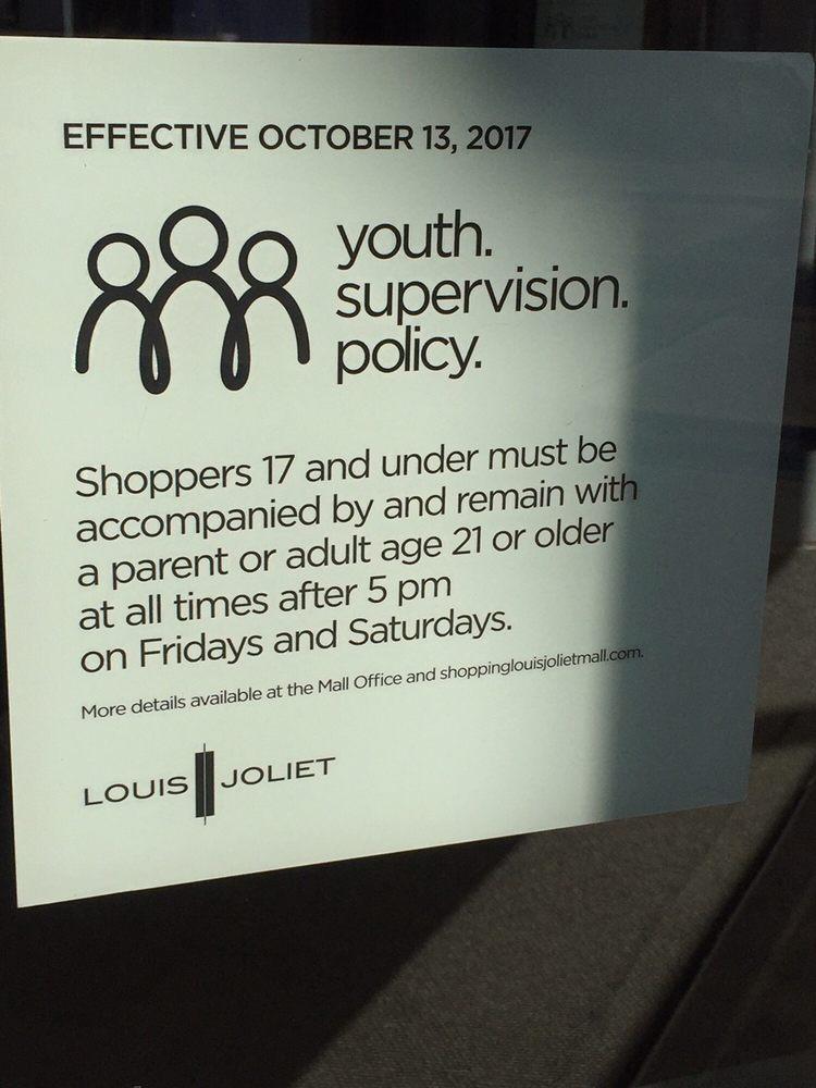 Louis Joliet Mall: 3340 Mall Loop Dr, Joliet, IL