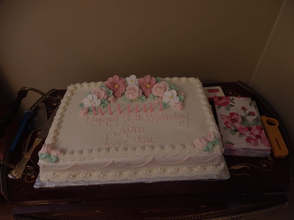 Donnas Cakes West Roxbury