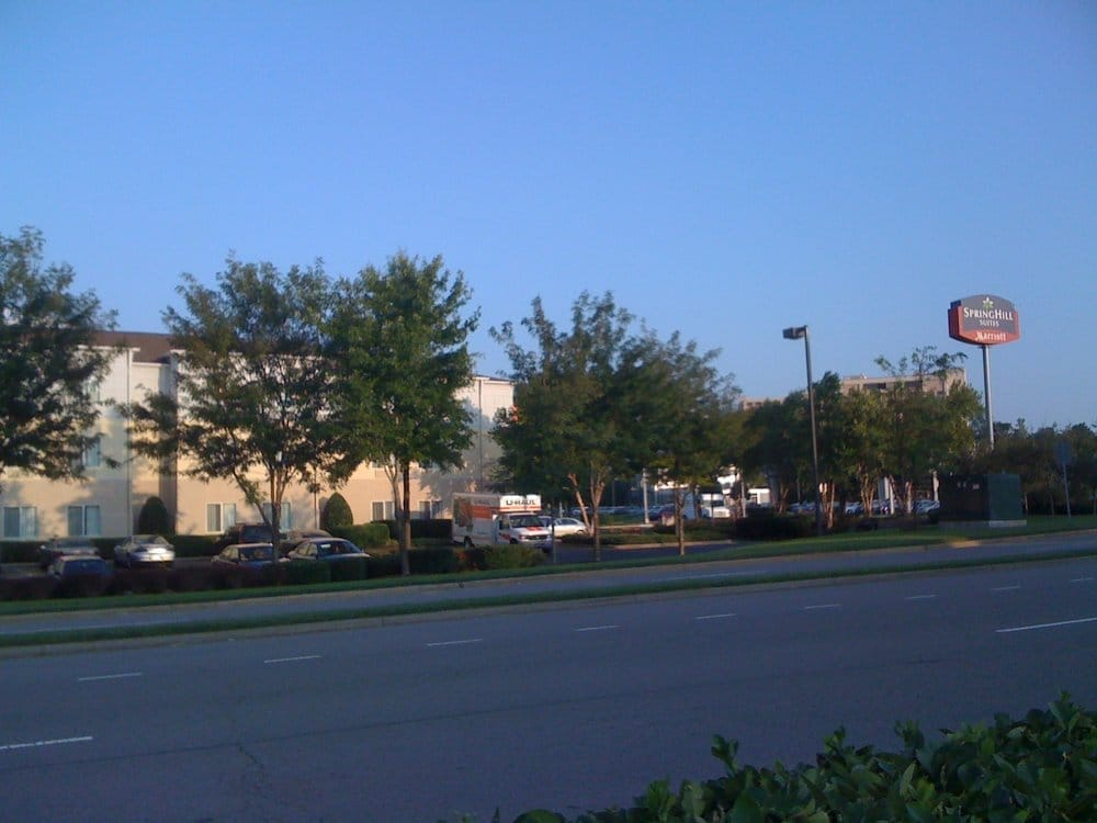 Springhill Suites Nashville Metro Center Hotels