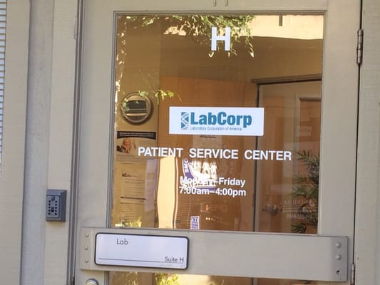 LabCorp 5161 Clayton Rd Concord, CA Laboratories Clinical
