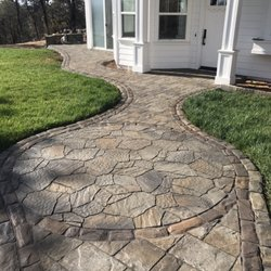 Photo Of Lr Landscaping Pavers Auburn Ca United States Custom Belgard