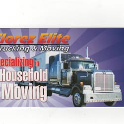 Photo Of Florez Elite Moving   Whittier, CA, United States