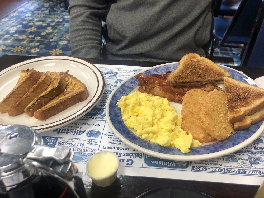 Famoore's Family Restaurant: 18 E 1st St, Oil City, PA