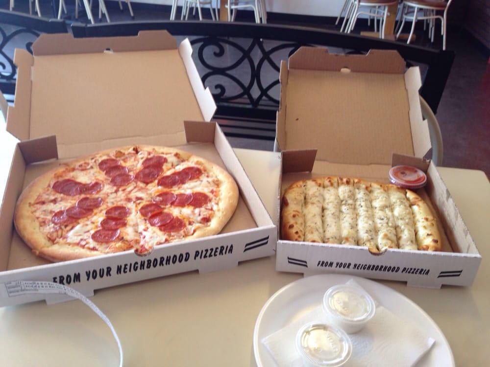 Xtreme Pizza: 900 Talbot Ave, El Paso, TX