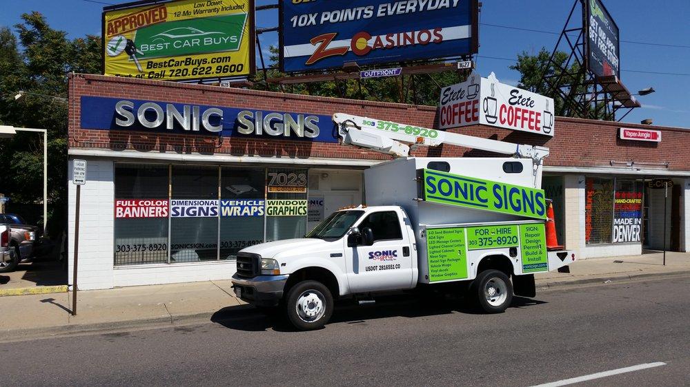 Sonic Signs & Printing, Inc