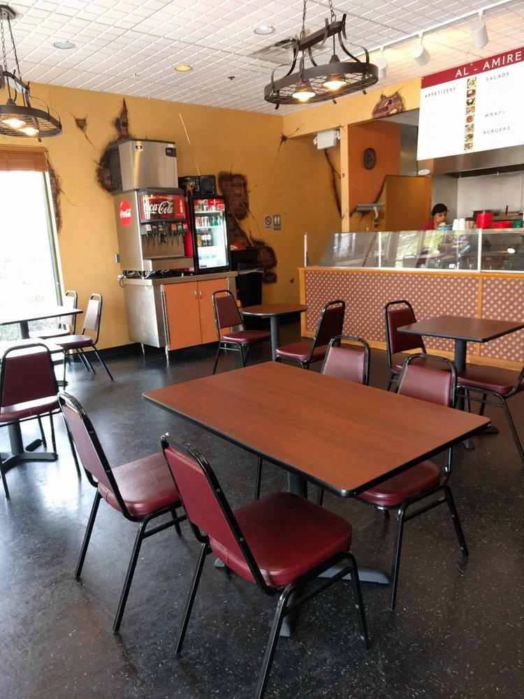 Milya Cafe Blue Ash