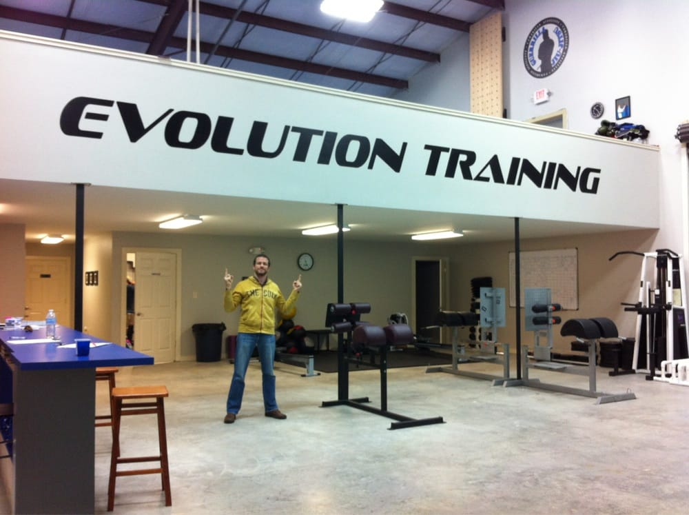 Evolution Training: 407 N Hollywood Rd, Houma, LA