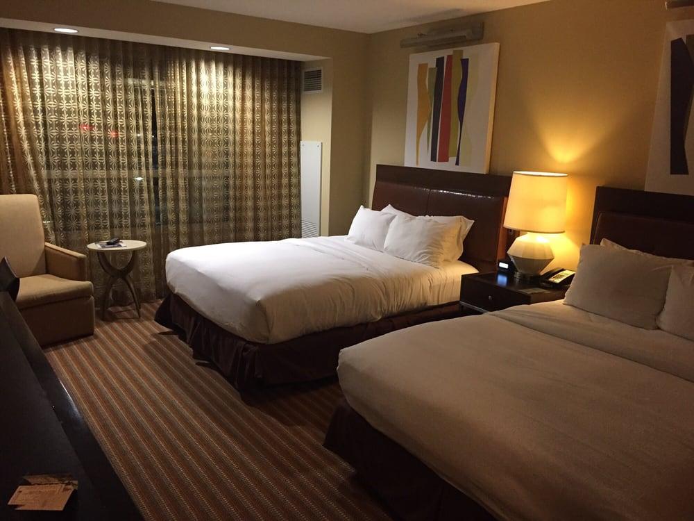 Photo of Hilton Omaha - Omaha NE United States. Big beautiful room and & Big beautiful room and great beds! - Yelp