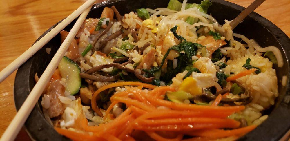 Riverside Korean Restaurant: 512 Madison Ave, Covington, KY