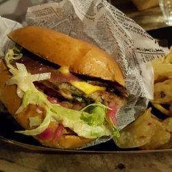 vegetarisk hamburgare stockholm