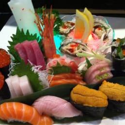 Kumo Japanese Restaurant - Pearl River, NY, United States. sushi & sashimi