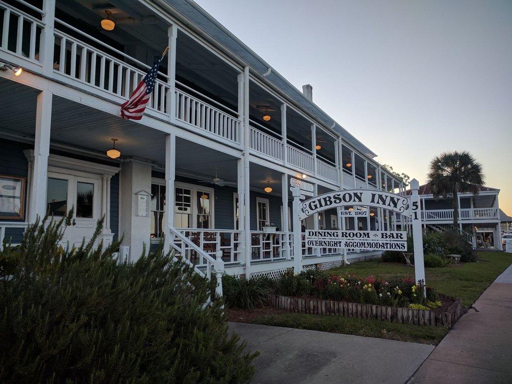 Gibson Inn: 51 Ave C, Apalachicola, FL