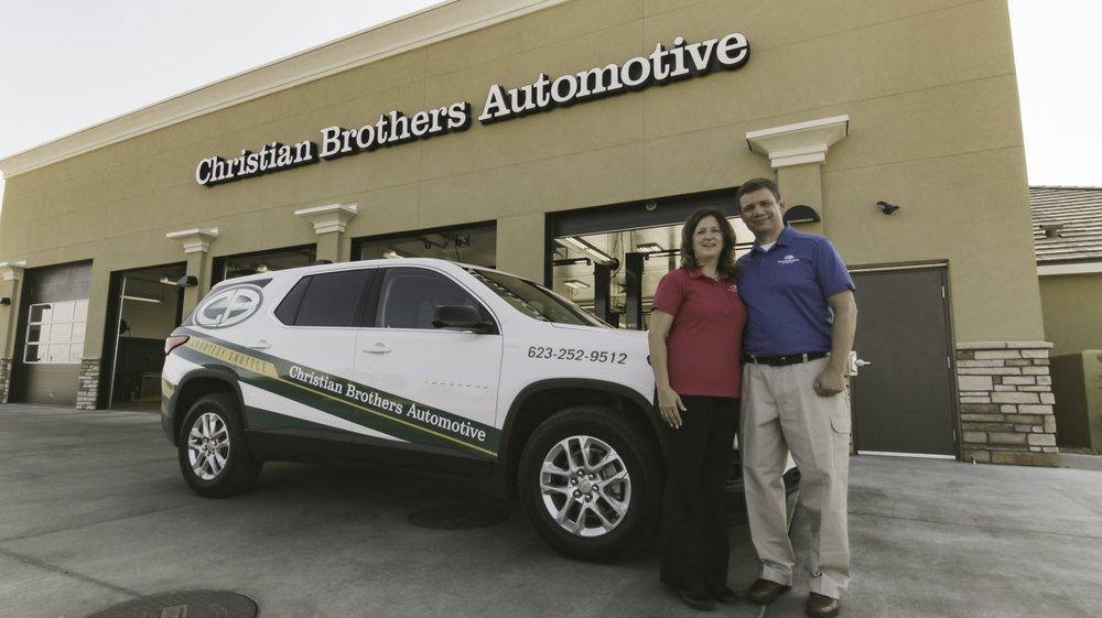 Christian Brothers Automotive Litchfield Park: 12337 W Camelback Rd, Avondale, AZ