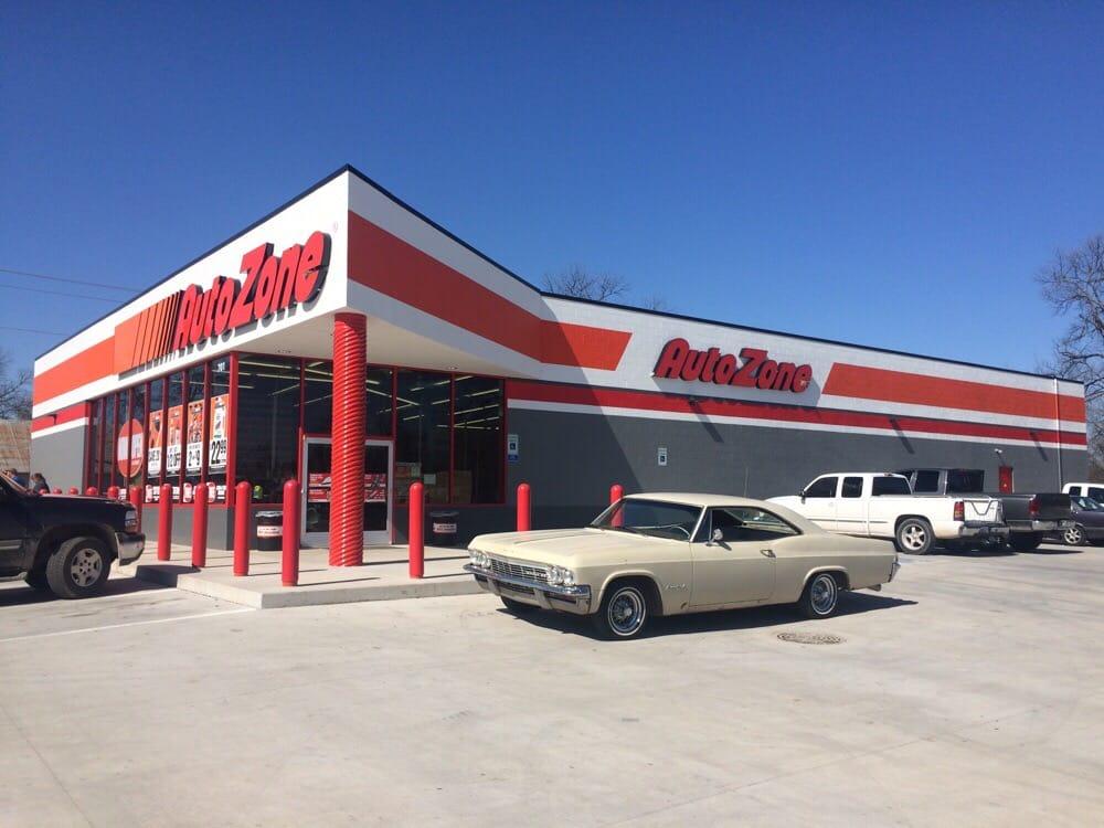AutoZone Auto Parts: 701 W Grant Ave, Pauls Valley, OK