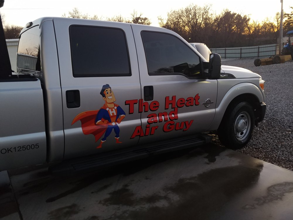 The Heat and Air Guy: Newcastle, OK