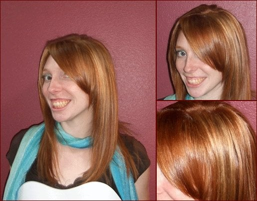 Amy has gorgeous natural red hair that we enhanced with a shine photo of hair diva salon pleasanton ca united states amy has gorgeous pmusecretfo Images
