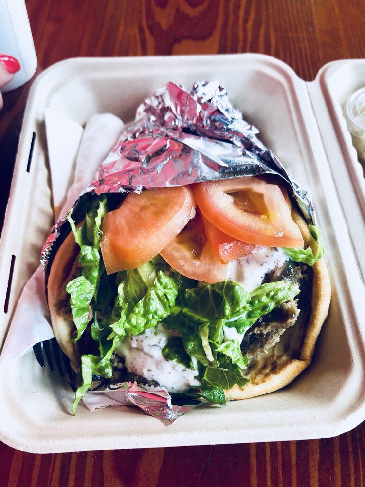 Cedo's Falafel and Gyros: 3901 NE Martin Luther King Jr Blvd, Portland, OR