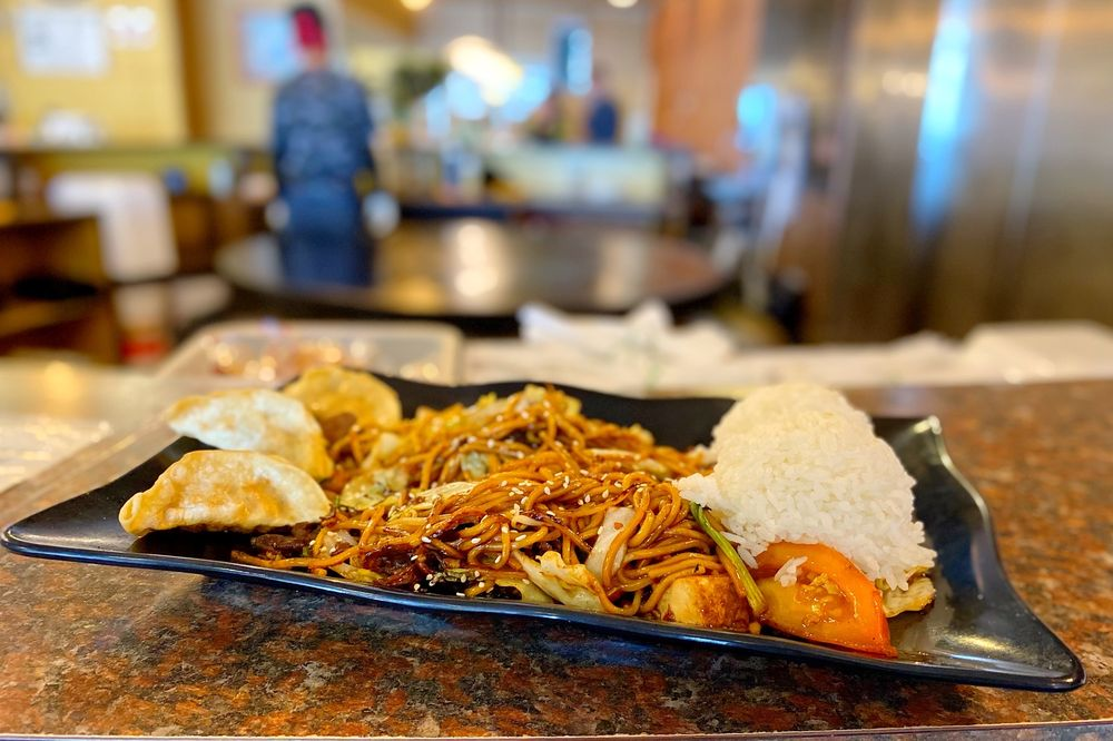 Riverside Mongolian Grill: 725 River Rd, Puyallup, WA