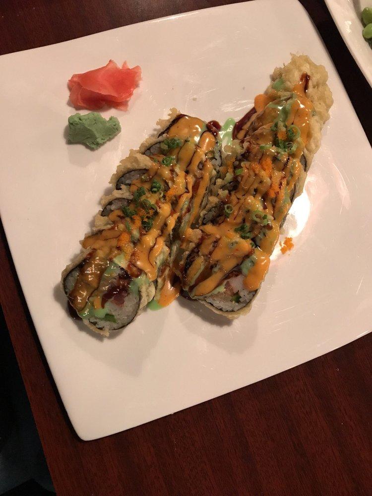 Fuji Japanese Seafood & Steak House: 715 S Washington St, Grand Forks, ND