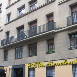 Hostal moncloa hot is calle hilarion eslava 16 for Calle hilarion eslava