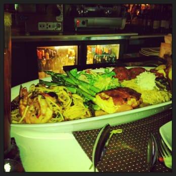 Italian Restaurant Alberni Street Vancouver