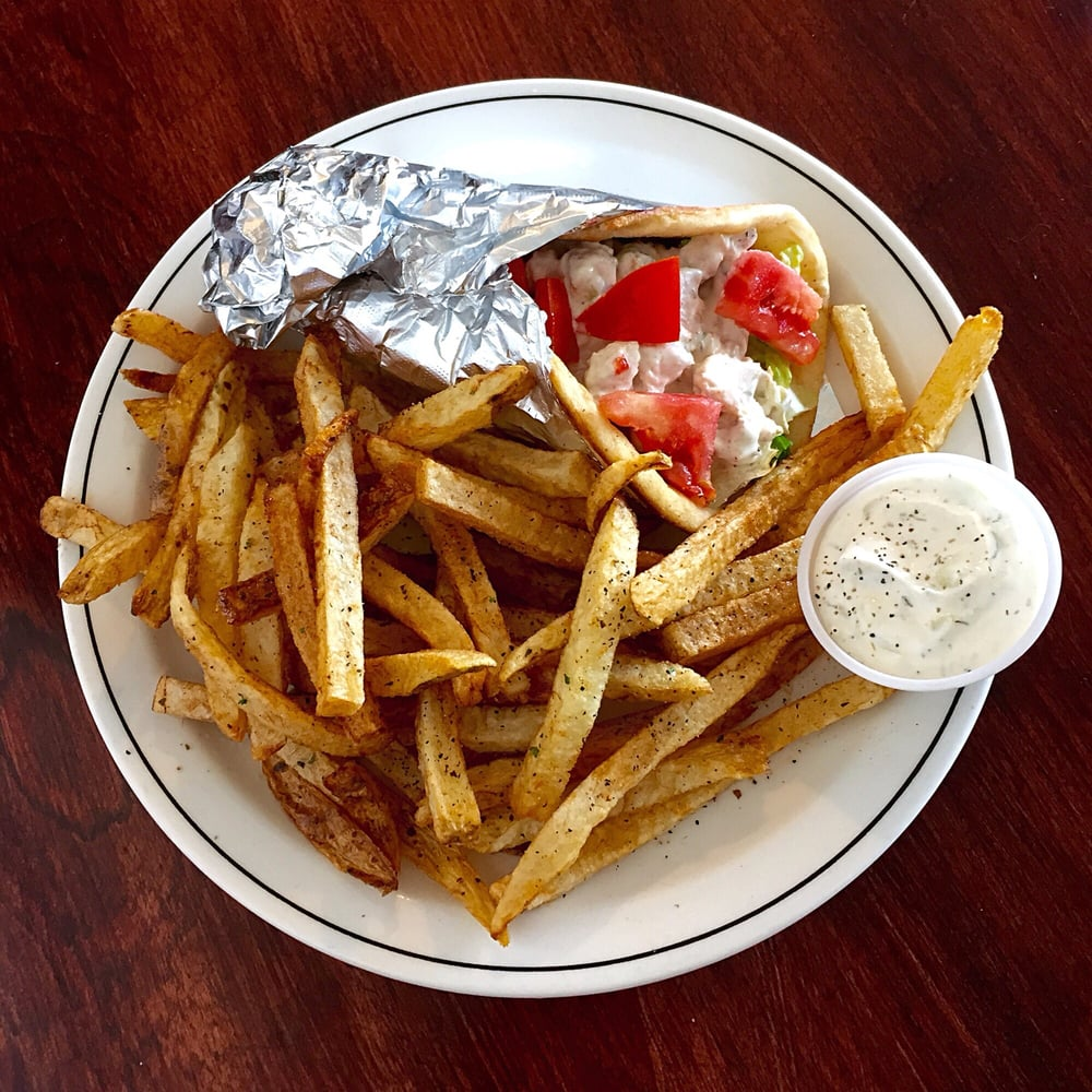 Athenian Grill - 65 Photos & 91 Reviews - Sandwiches - 614 Indian ...