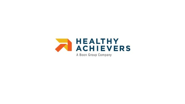 Healthy Achievers - CLOSED - Health & Medical - 6300