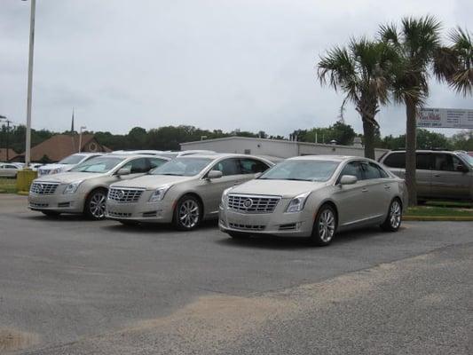Buick Gmc Cadillac Pensacola 5651 Pensacola Blvd Pensacola Fl Auto