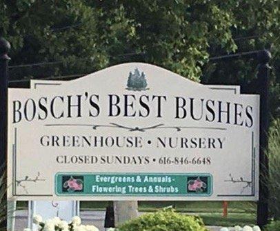Bosch's Best Bushes: 18567 174th Ave, Spring Lake, MI
