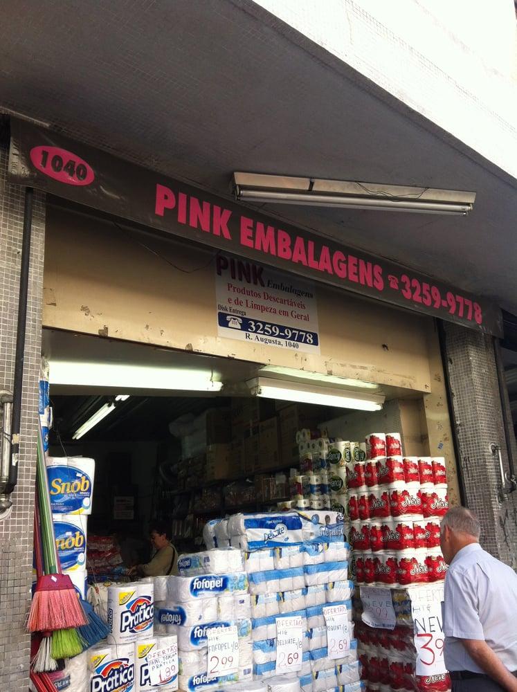 Pink Embalagens