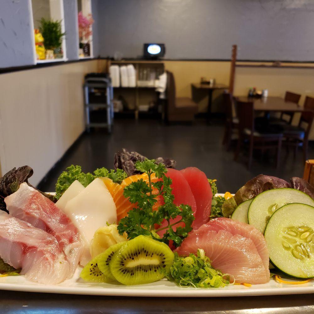 Ai Sushi & Grill: 1609 Albert Pike Rd, Hot Springs, AR