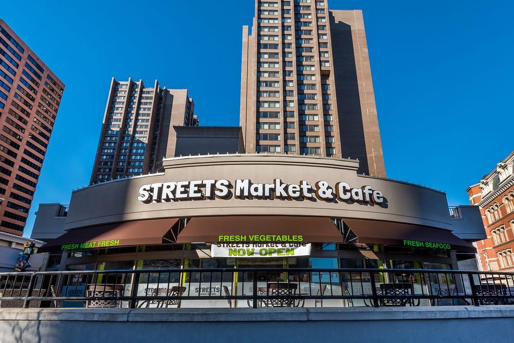 Streets Market & Cafe