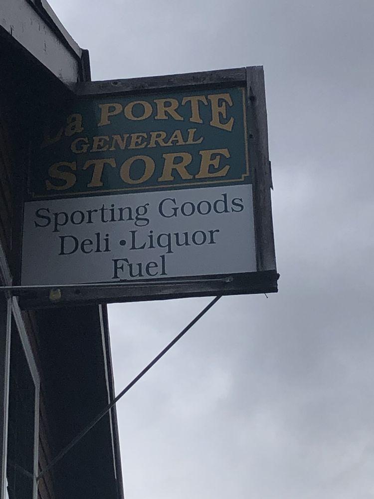 La Porte General Store: 1851 Main St, La Porte, CA