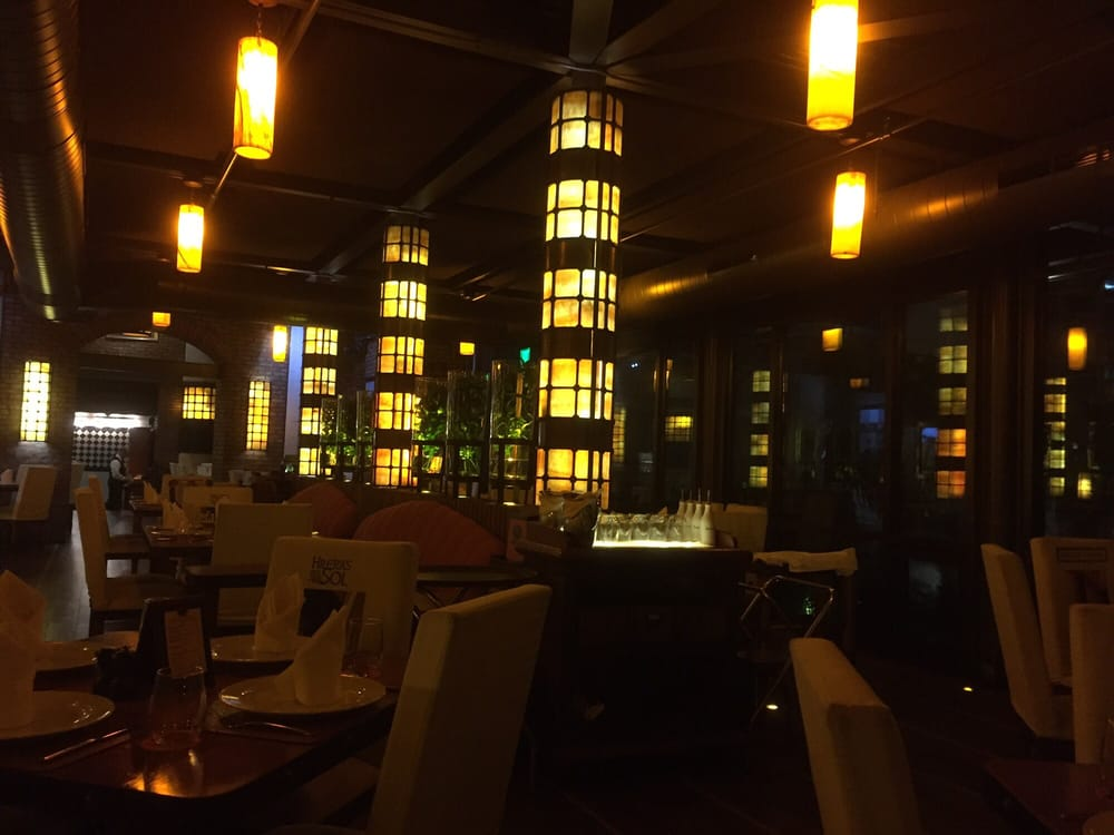 Interior yelp for Pm fish steak house