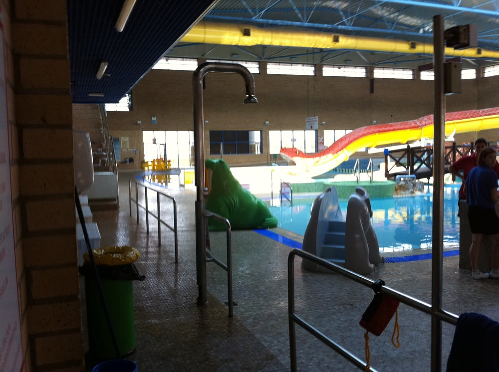 Waterfront Leisure Centre Swimming Pools 30 Woolwich High Street Woolwich London United