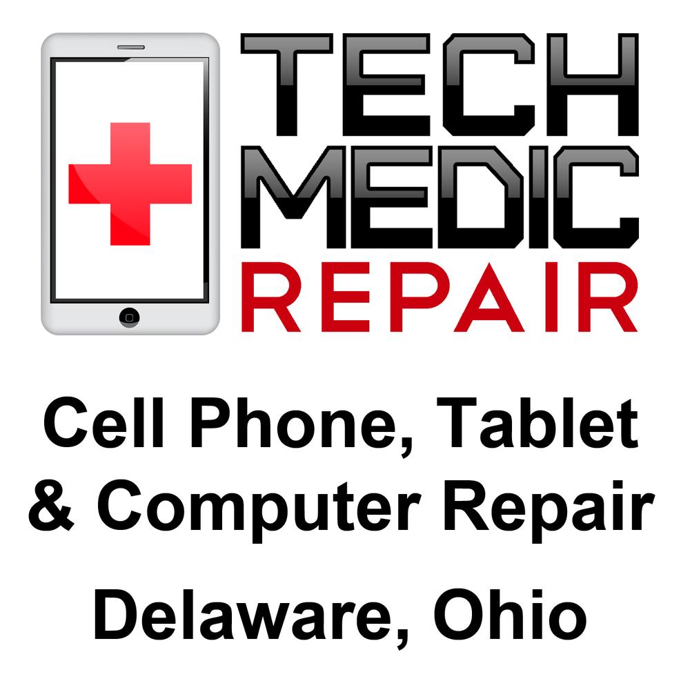 Tech Medic Repair: 293 S Sandusky St, Delaware, OH