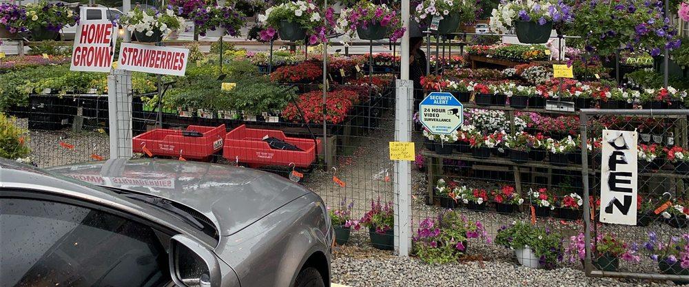 Reardon's Fruit Market & Garden Center: 6462 W Hwy 146, Crestwood, KY