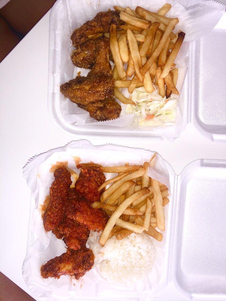 Choong Man Chicken - Georgia Tech: 525 10th St NW, Atlanta, GA