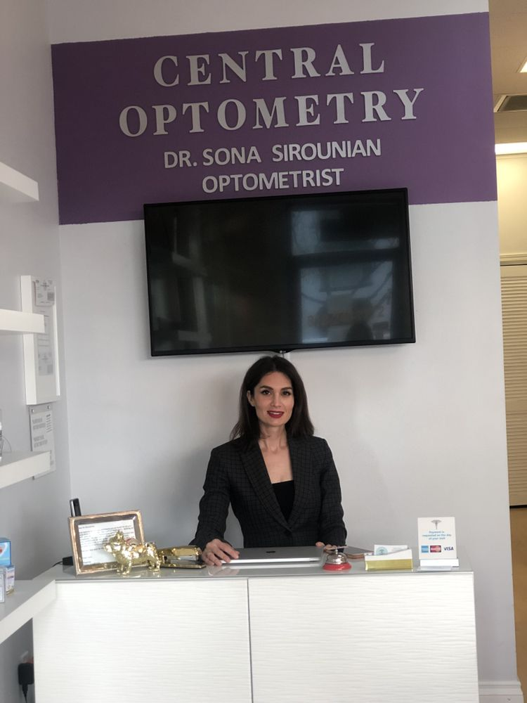 Central Optometry & Dry Eye Group
