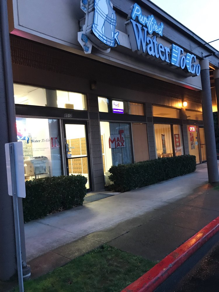 Purified Water To Go: 8512 122nd Ave NE, Kirkland, WA