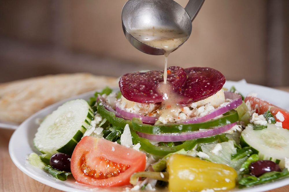 Little Greek Fresh Grill: 3100 Independence Pkwy, Plano, TX