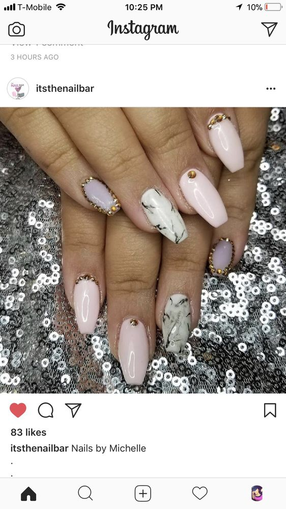 The Nail Bar: 49 W Grand St, Mount Vernon, NY