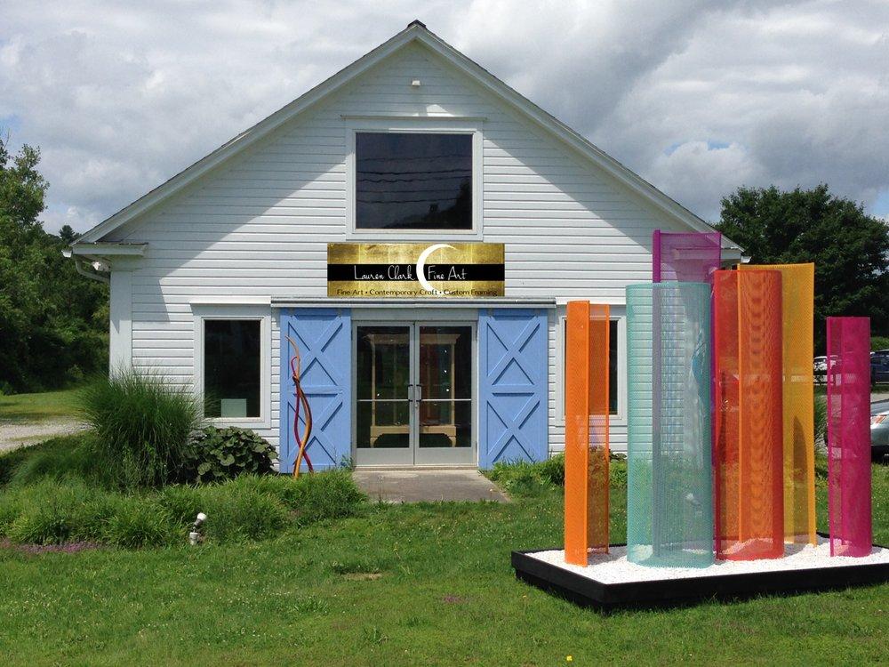 Lauren Clark Fine Art: 325 Stockbridge Rd, Great Barrington, MA