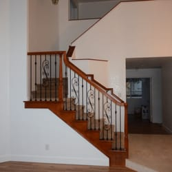 Wonderful Photo Of Wild Wood Stairs   Ramona, CA, United States. After Remodel ,
