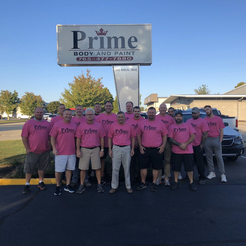 Prime Body and Paint: 3422 Rascal Dr, Lafayette, IN